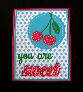 Ann Greenspan S Crafts Patriotic Cherries