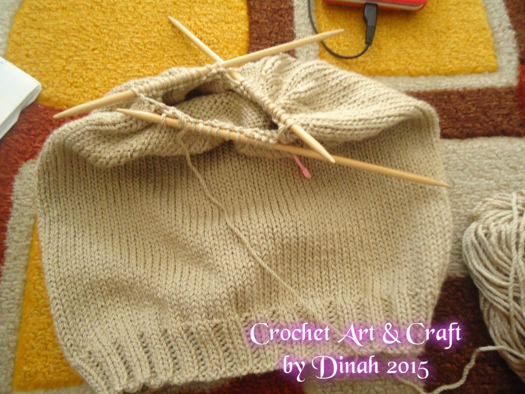 How To Decrease Stitches In Knitting A Hat : Dinah Crochet: Knitted hat