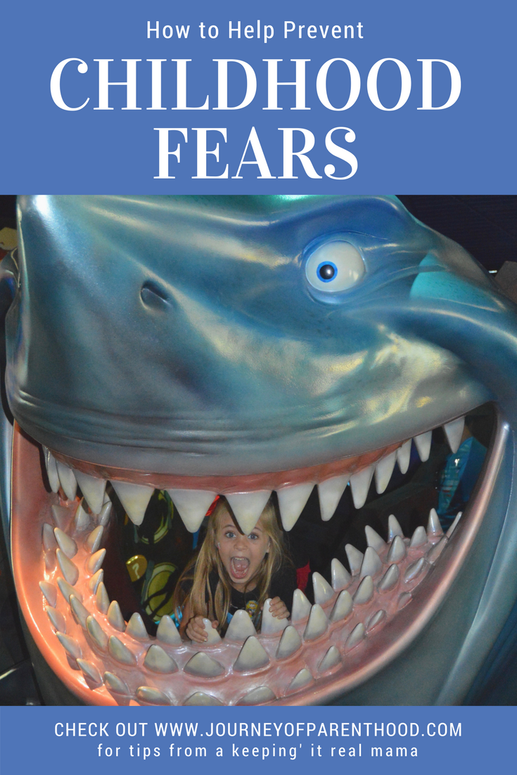 How to Help Prevent Childhood Fears {BFBN Week}