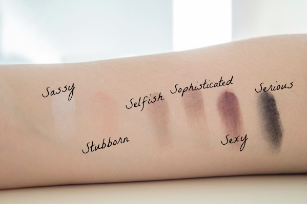 Nude'tude swatch