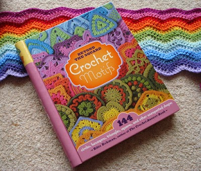 Magnífica colección de 144 motivos en crochet