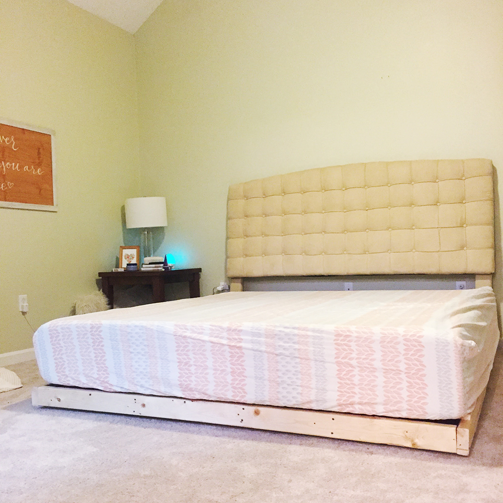 Platform Beds Pros And Cons : Bed foundation joplimo mattress malouf m adjustable