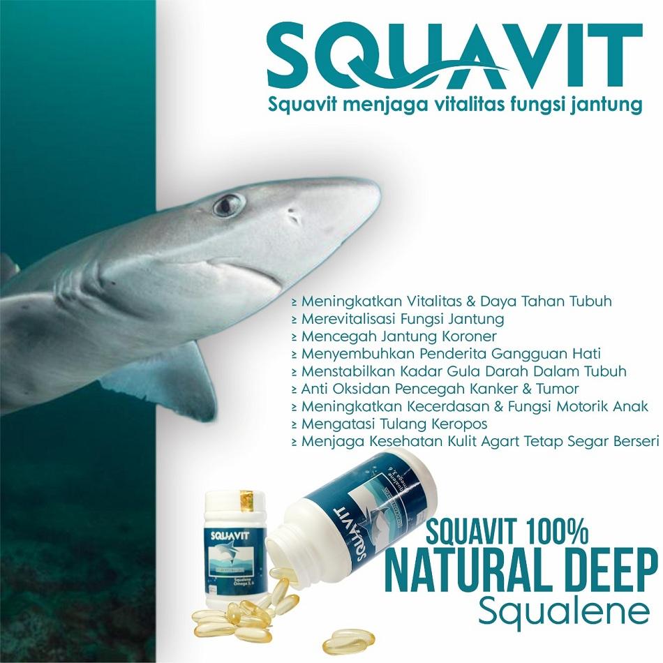Kandungan Minyak Ikan Hiu Botol Sebagai Bukti Ilmiah Manfaat Kapsul