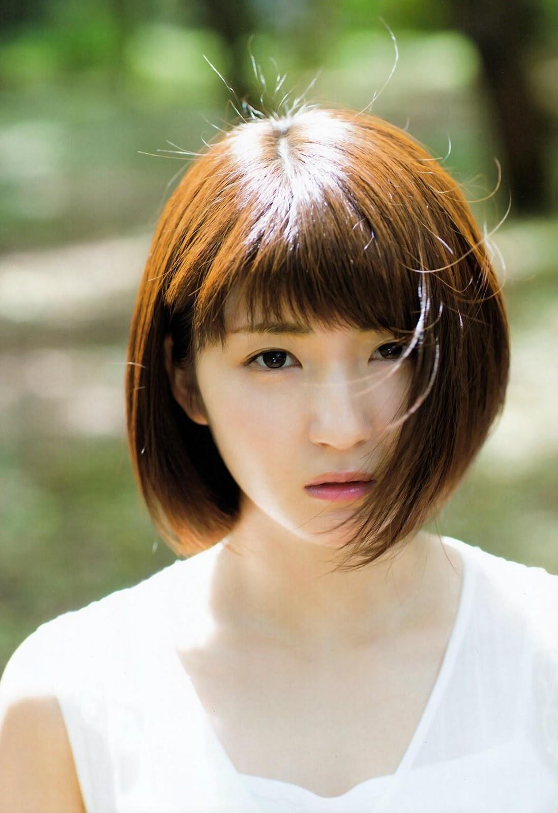 Inoue Sayuri 井上小百合 Nogizaka46, UTB 2016.11 (アップ トゥ ボーイ 2016年 11月号)