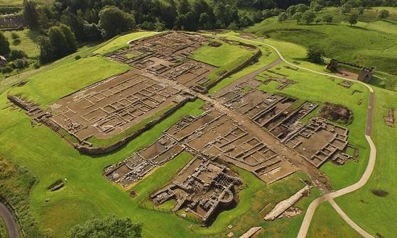Mur d'Hadrien: de nouvelles découvertes à Vindolanda