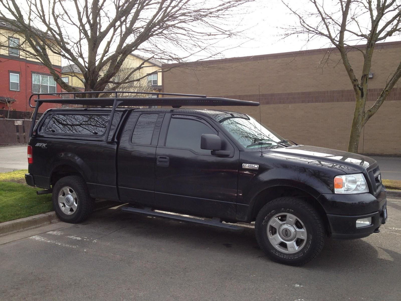 Rack It 174 Truck Racks Custom Rack It Truck Rack For A Ford