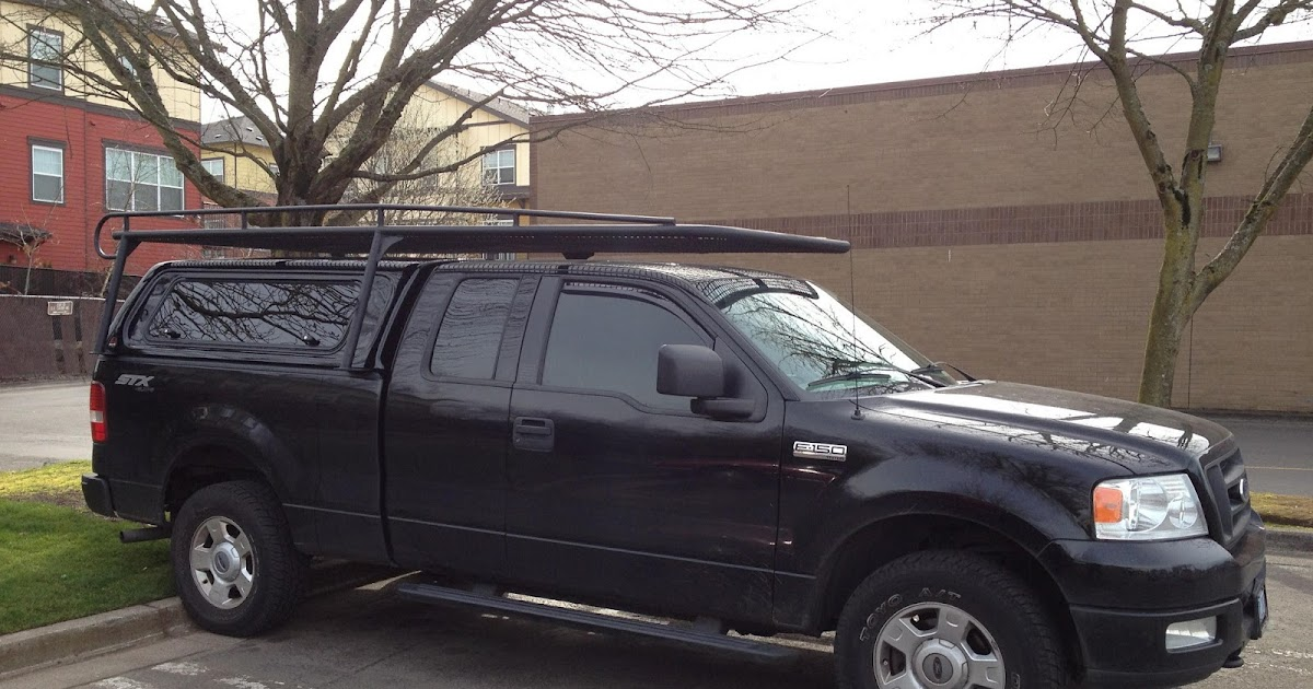 Rack-it Truck Racks: Custom Rack-it Truck Rack for a Ford ...