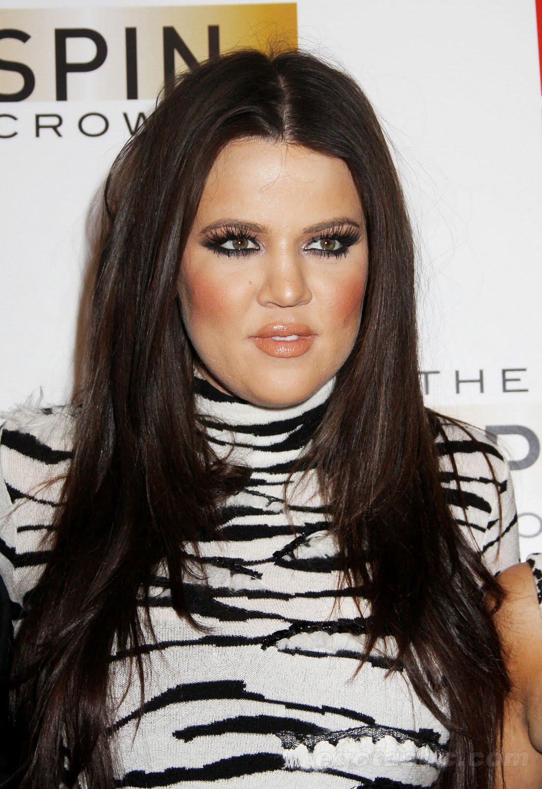 rob kardashian girlfriend: khloe kardashian hairstyles