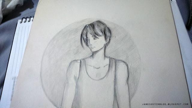 Dibujos Y Sketches De Jane Lasso Enero 2015: Dibujos Y Sketches De Jane Lasso: 2015