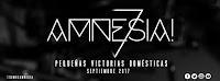 Amnesia! Pequeñas victorias domésticas