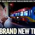 TATAK DUTERTE: Wala Pang Isang Taon 48 Brand New Tren Na, Iwas Traffic Na