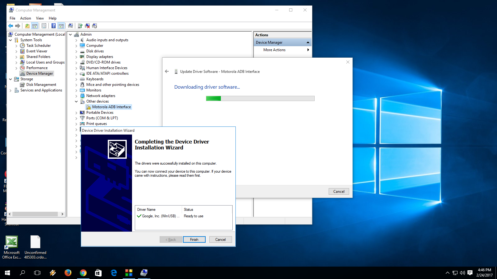 how to install android adb & fastboot drivers on your windows pc
