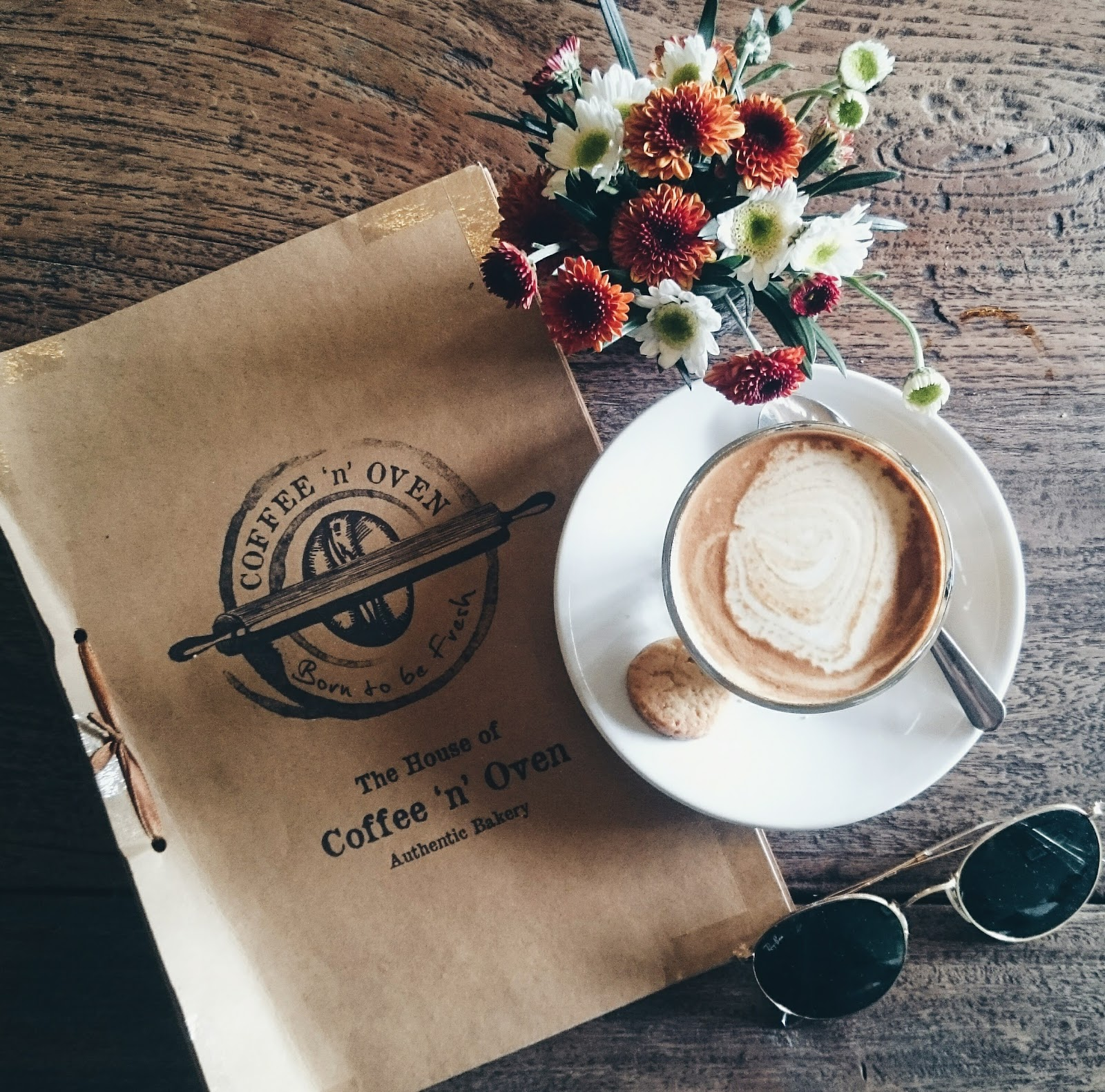 Best coffee in Canggu at Coffee n Oven