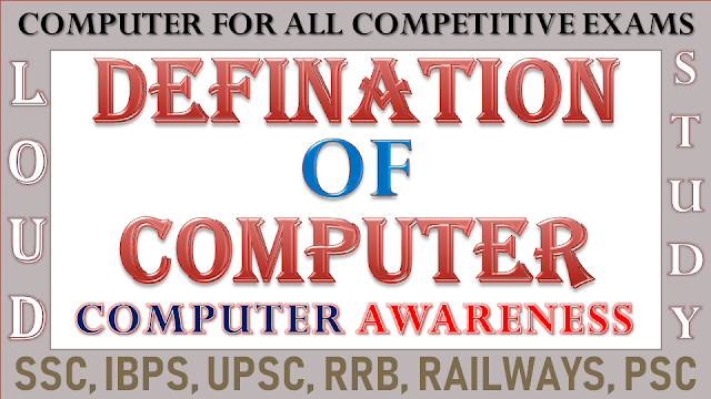 computer meaning,what is computer,short definition of computer