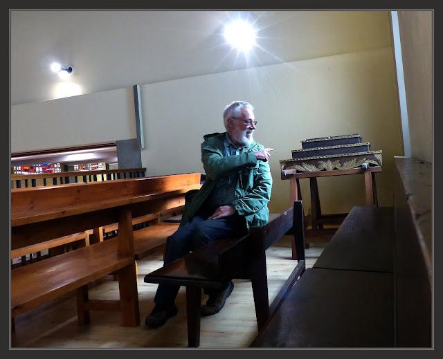 ARCA-ALIANZA-ANDORRA-VIAJAR-CONCURSO-PREMIOS-CONCURS-PREMIS-CARTELL-ARTS-CONCURSOS-IGLESIA-SANT JULIÀ DE LÓIRA-EXPERIENCIAS-VIAJERAS-FOTOS-PINTOR-ERNEST DESCALS