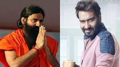 अजय देवगन बाबा रामदेव की बायोपिक बनाने जा रहे हैं