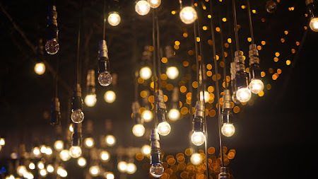 Light Bulbs 4K