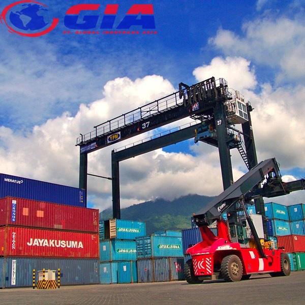 Kontainer Untuk Efisiensi Ekspor Dan Import