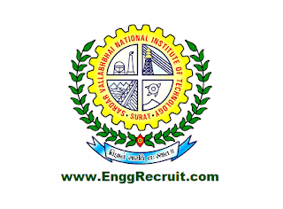 SVNIT Recruitment 2019
