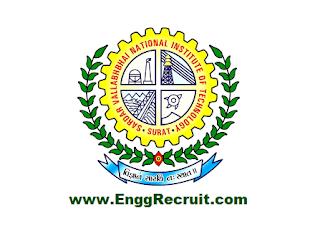 SVNIT Recruitment 2019