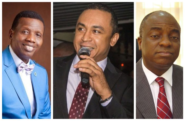 "freeze-oyedepo-adeboye ""If You Want To Be Like Dangote, Bill Gates, Stop Listening To Oyedepo & Adeboye"" – Daddy Freeze"