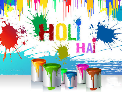 Happy Holi Wallpapers for Laptop 2017