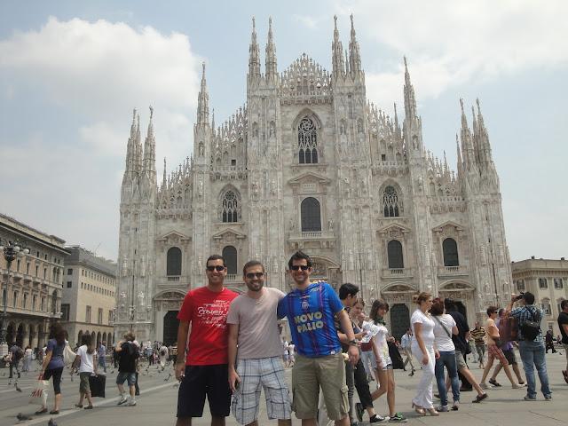 Catedral de Milão (Duomo) - Milão - Itália