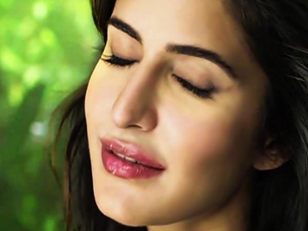 Katrina kaif Hot Lips Pics in 2016