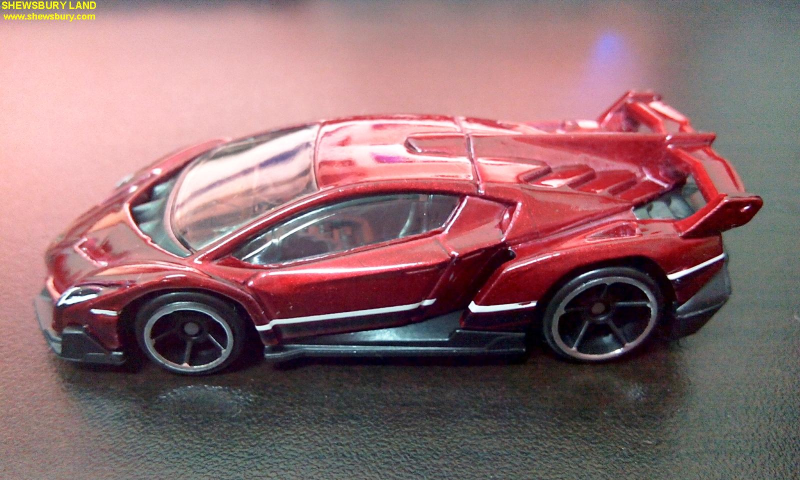 Lamborghini Veneno Hot Wheels Price