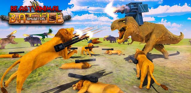 Download Game Beast Battle Simulator, Gameplay của Beast Battle Simulator, Battle Simulator., tải game Beast Battle Simulator
