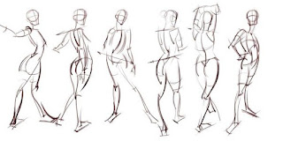gesture-drawings-pencil-art-instruction