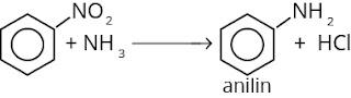 reaksi pembuatan anilin