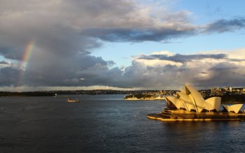 Wallpaper: From Trip to Sydney