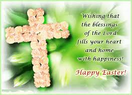 Happy Easter 2018 Wishes, Greetings, SMS , Quotes & Blessings