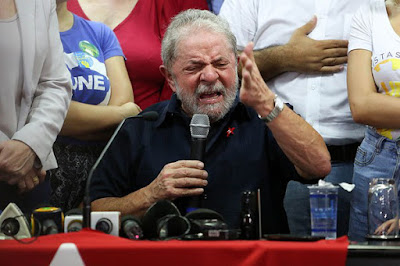 Pronunciamento do Lula - Blog do Asno