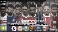 Next Season Patch 2018 V3.0 AIO - PES 2017