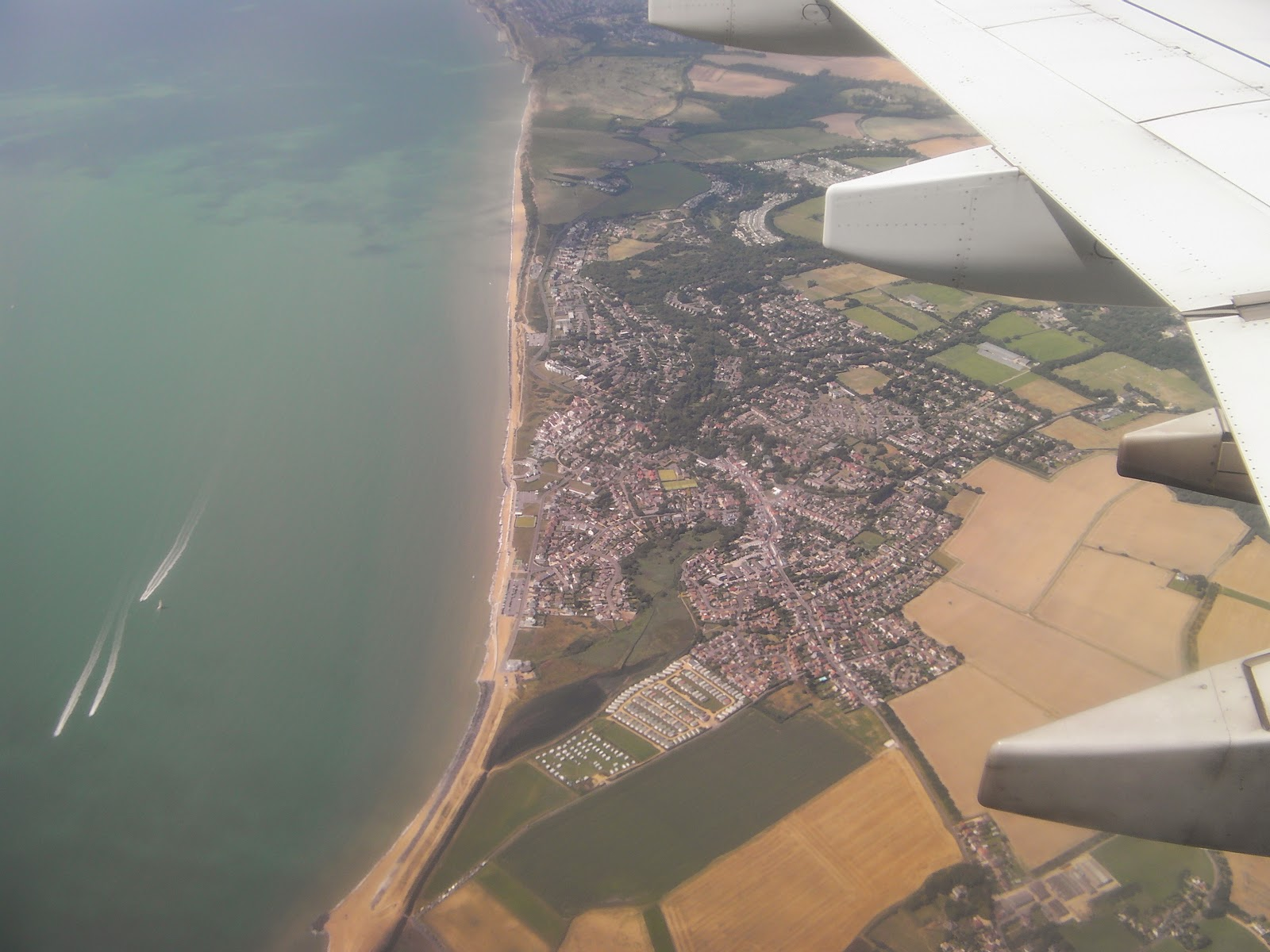 flybe flight majorca to southampton airport