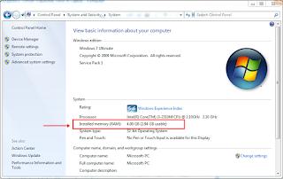 Cara Mengetahui Jumlah Kapasitas RAM di Laptop  Komputer - aciltips.com
