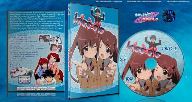 KissXsis | Cover DVD |