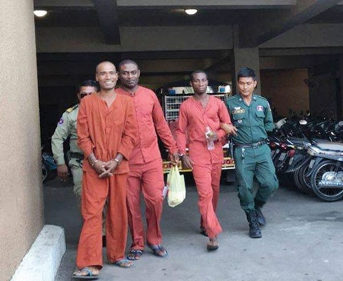 Nigerian Drug Trafficker Sentenced To Life In Prison (Photos)