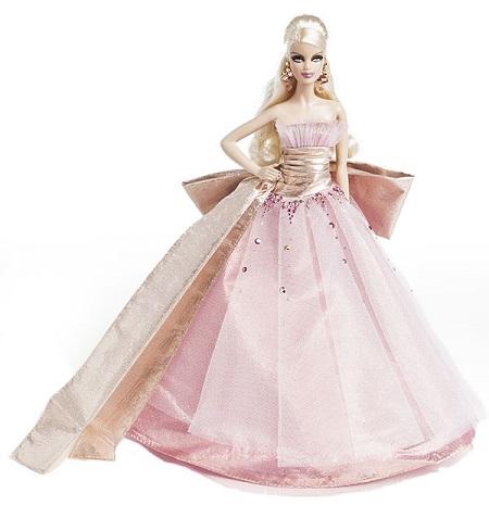 Barbie Coleção Feliz Natal 2009