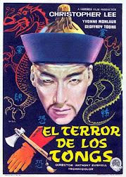 El terror de los Tongs (1961) Descargar y ver Online Gratis