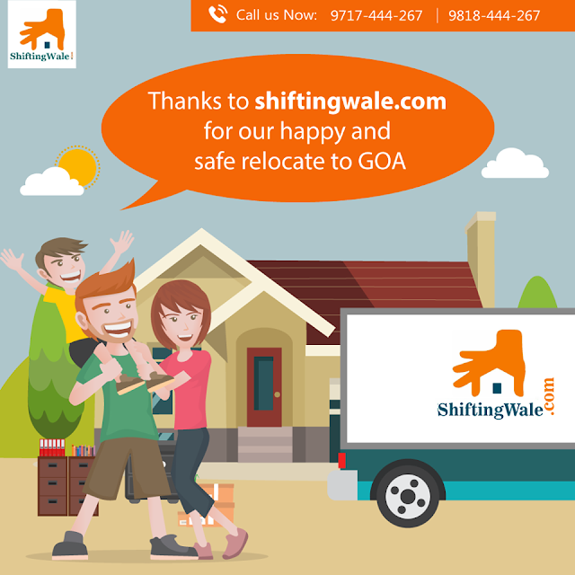 Packers and Movers Services from Delhi to Goa, Household Shifting Services from Delhi to Goa