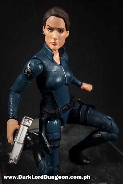 Marvel Legends Avengers Maria Hill - Cobie Smulders - Action Figure Review