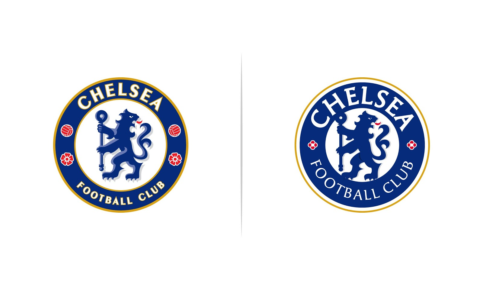 Chelsea Fc Crest Redesign By Socceredesign Footy Headlines