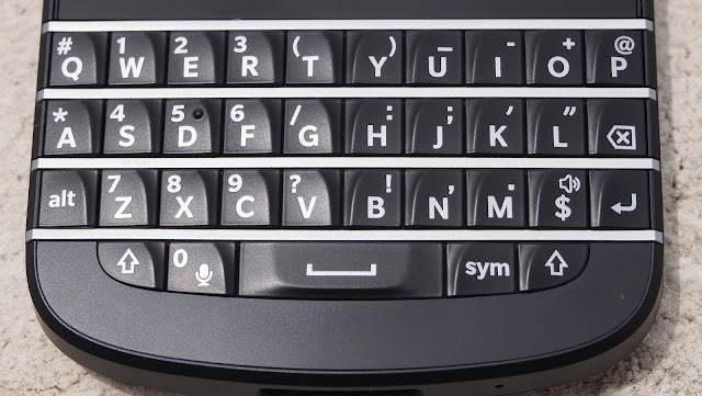 blackberry q10 qwerty keyboard