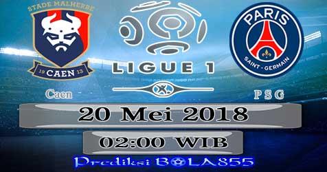 Prediksi Bola855 Caen vs Paris Saint Germain 20 Mei 2018
