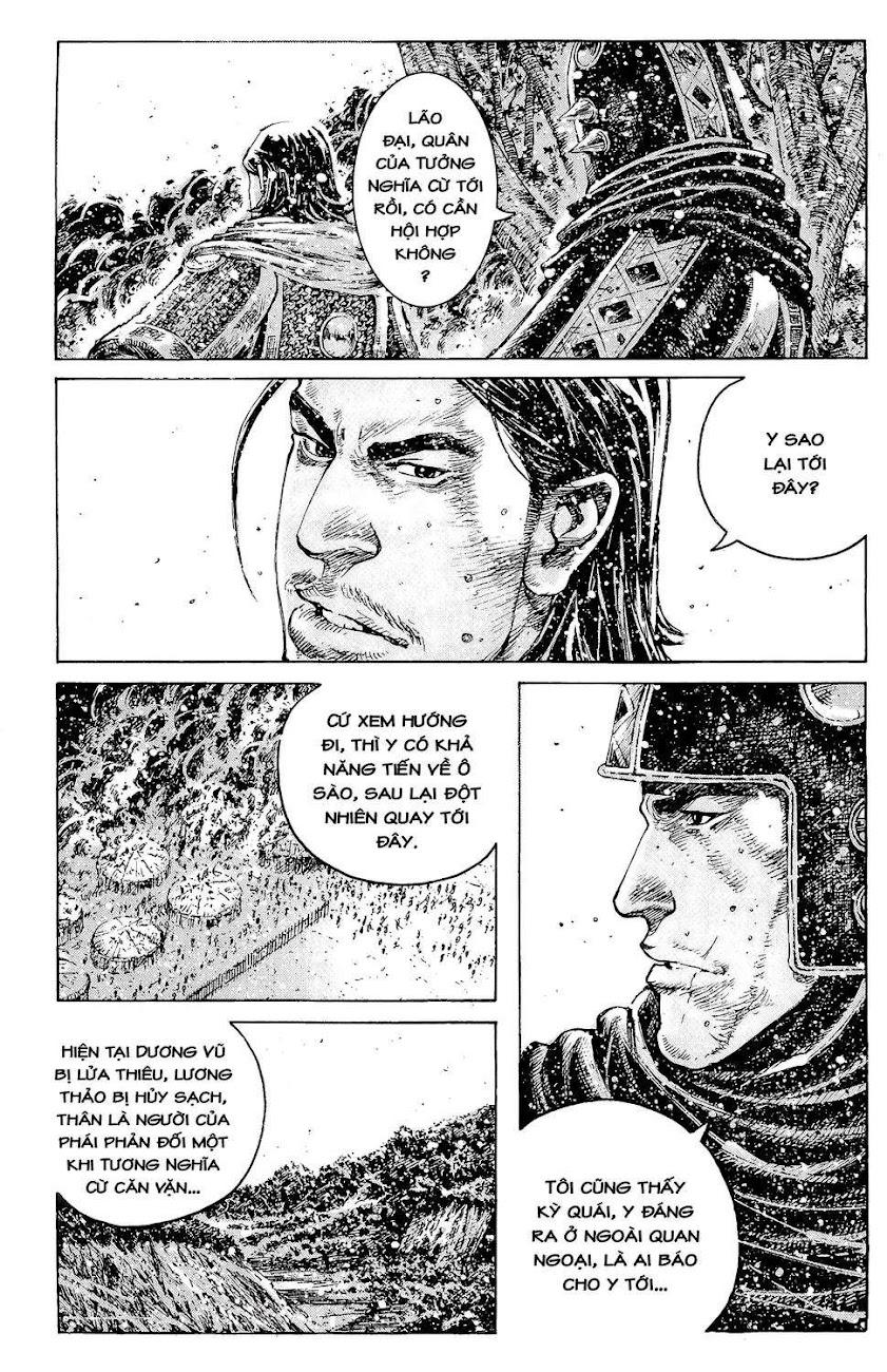 Hỏa phụng liêu nguyên Chương 348: Thiên nhật thần binh [Remake] trang 3