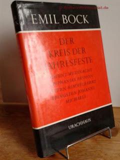 Bock, Emil: Der Kreis der Jahresfeste