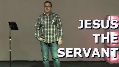 Jesus the Servant - Philippians 2:1-13